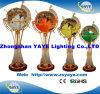 Yaye 18 Best Sell 330mm/450mm/550mm/650mm Lighting Gemstone Globe / Gemstone Globe/ World Globe