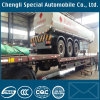 3 Axles 7 Compartments 20k Liters Semi-Trailer Tanker