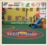 EPDM Flooring for Colorful Kids Playgrounds