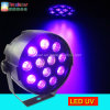12PCS 1W UV LED Stage Effect Purple PAR Party Disco Lighting DMX512