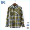 Fashion Long Sleeve Check Flannel Women Shirt
