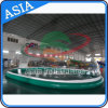 Swimming Pool Cover Inflatables, Inflatable Pool Cover for Family Use