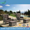 Leisure Style Chair with PE Rattan and Aluminum