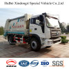 7-8cbm Foton Euro 4 Barrel Turning Garbage Compactor Truck with Yuchai Engine