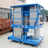 12meters Aluminium Hydraulic Mast Aerial Work Platform (GTWY12-300SA)