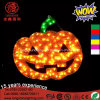 LED PVC IP65 Pumpkin Happy Halloween Motif Holiday Light for Outdoor Lighting