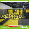 Build Indoor Trampoline Arena with Installation Team