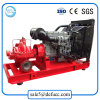 588kw Power Large Flow Diesel Engine Split Case Water Pump