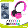 FM SD Card Player Wireless Connection Foldable Bluetooth Wireless Headset Stereo Headphone