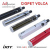 1500mAh 1.8ml Ijoy Cigpet Volca Kit E Hookah Rechargeable Vape Pen