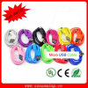 Colorful Micro USB Cable for Smartphone