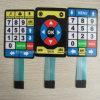 PCB Assembly Membrane Switch Keypad