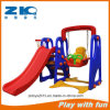 Children Plastic Slide and Swing 3 in 1 Slide and Swing Toy