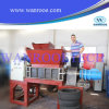 Automobile Car Truck Tire Tyre Rubber Bumper Shredder Machine
