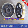 Manufacturer Customized Plastic Gear Pulley Roller (SWCPU-P-G015)