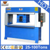 Hydraulic Head Plane Punch Cutting Machine (HG-C25T)