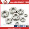 Ss304 Stainless Steel DIN439 Hexagonal Nut, Thin Nut