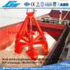 4 Ropes Orange Peel Port Crane Sand Grab