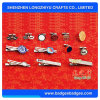 New Style Top Grade Luxury Enamel Signs Tie Clip for Promotional Gifts