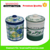 Home Decor Canister Ceramic Cookie Storage Jar