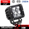 3X3 LED Cube Light (20W, Waterproof IP68)
