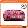 2015 New Design Wholesale Canvas Name Brand Cosmetic Bag