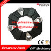 Excavator Part Engine Drive Parts Size 400 Coupling