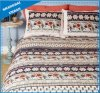 Vintage Rose Patchwork Polyester Duvet Cover Set