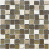 Wholesale Mixing Crystal Glass Mosaic for Bathroom