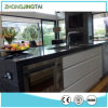 Black Artificial Island Quartz Bathroom Bench Top