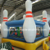 Classic Inflatable Bowling Bounce for Amusement Park