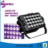 24PCS*15W 6in1 LED PAR Lamp for Stage DJ (HL-037)