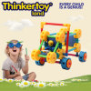 Plastic Puzzle Toy for Brain Train