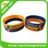 Mold Cheap Custom Thin Engraved LED Silicone Rubber Wristband Bracelet