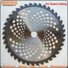 40t Sks Tungsten Carbide Tipped Saw Blade for Grass Cutting