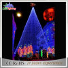 Holiday Motif Outdoor Decoration LED String Christmas Tree Lights