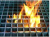 Flame-Retardant FRP Molded Grating with Concave Surface