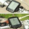 Waterproof Bike Odometer Bike Computer Velocimetro Stopwatch Bicycle Luminous Speedometer