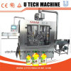 Net Weight Edible Oil Filling and Packing Machine