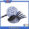 China Style Color Brilliancy Stock Fry Pan