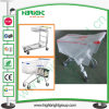 Construction Store Push Flat Trolley Shopping Cart