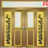Aluminum/Aluminium Extruson Profiles for Decoration Door