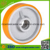 Heavy Duty Polyurethane Wheels with Cast Iron Wheels