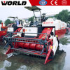 Ce Certificated 4lz-4.0e 88HP Whole Feeding Soybean Combine Harvester