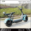 2017 Fashion New Design Two Big Wheel Electric Scooter City Coco