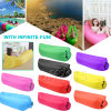 Fast Inflatable Waterproof Sleeping Bag Air Camping Beach Sofa