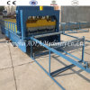 Hydraulic Cuttng Step Roof Tile Glazed Tile Roll Forming Machinery