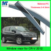 Auto Accesssories Sun Guard Window Side Visor for Hodna CRV 2012