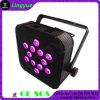 12X12W Wireless PAR Can Flat Bar LED Light with Battery