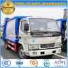 Dongfeng 4X2 4500 Kg Compactor Garbage Truck 4.5 M3 Refuse Compress Truck